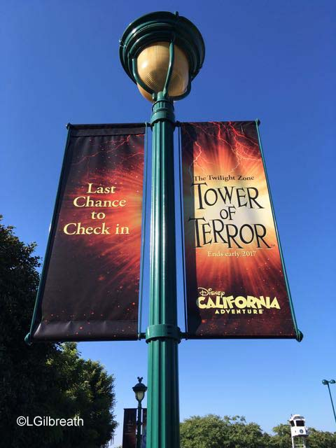Tower of Terror banner