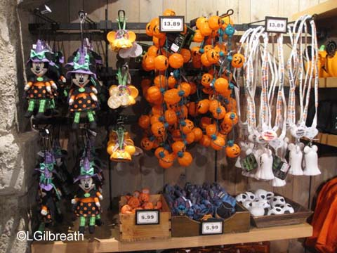 Halloween Time merchandise
