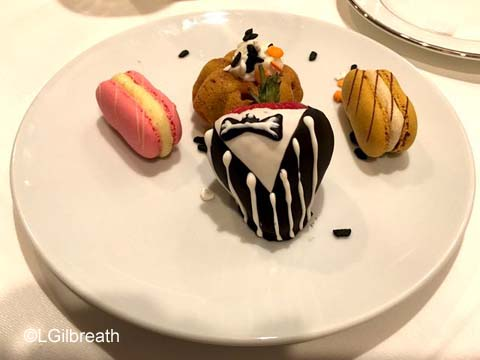 Trick or Tea at Disneyland Hotel
