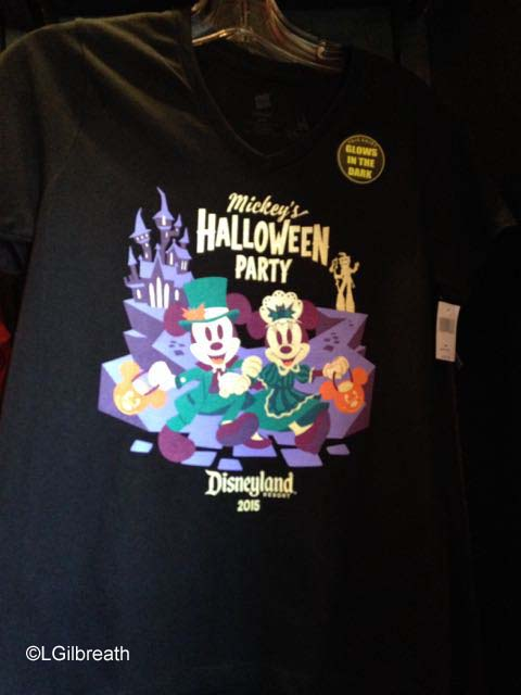 Disneyland Halloween Party t-shirt