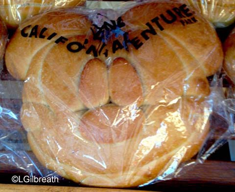DCA Pumpkin-shaped sourdough bread