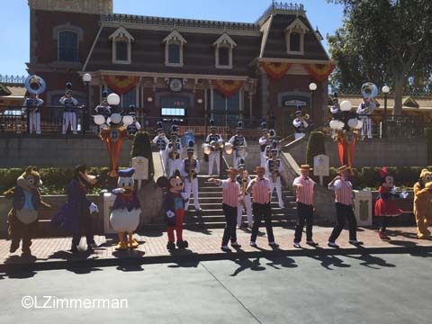 Disneyland Halloween Dapper Dans