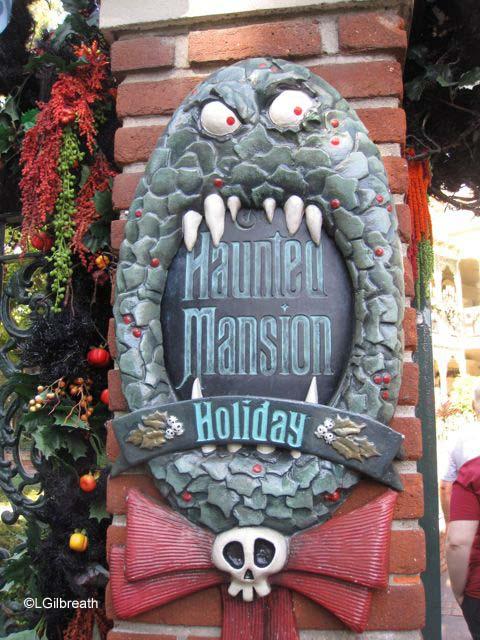 Disneyland's Halloween Time 2014