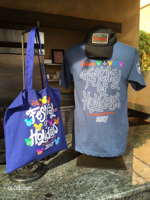 Festival of Holidays 2017 AP merchandise