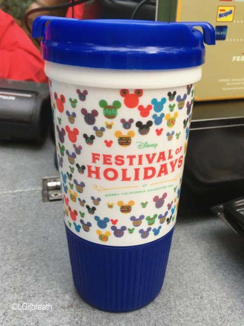 Festival of Holidays 2017 beverage cup