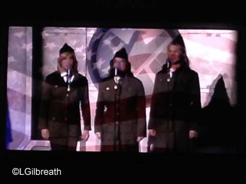 Avengers - Nightingals singers