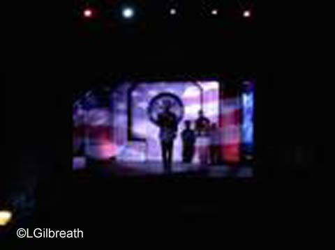 Avengers Half Marathon anthem singer