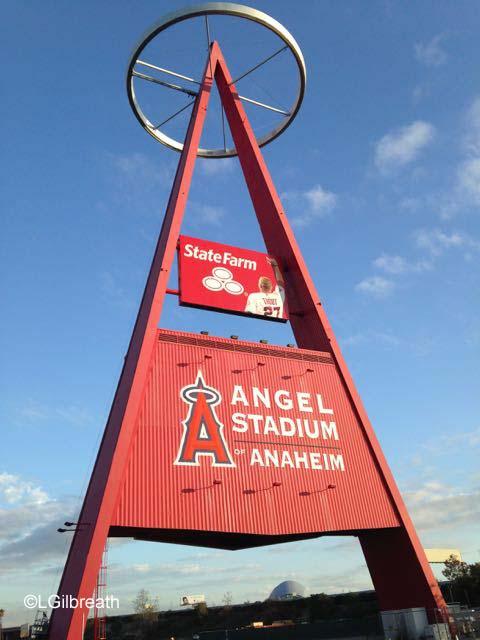 Avengers Half Marathon Angel Stadium