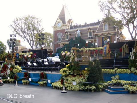 Disneyland Candlelight Processional 2013
