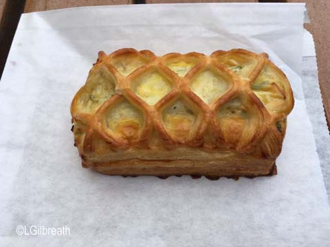 Festival of Holidays Harvest Puff Pastry