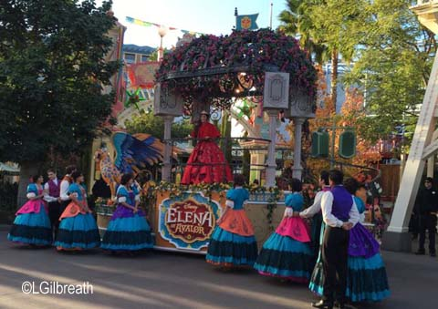 Festival of Holidays Elena of Avalor