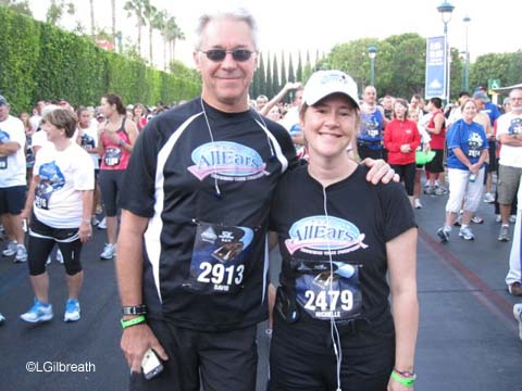 2011 Disneyland Expo and Star Tours 5K
