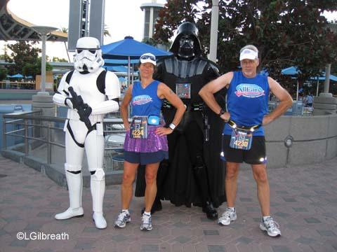 Disneyland Half Marathon 2012