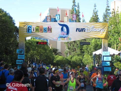 Disneyland Half Marathon Weekend 2013