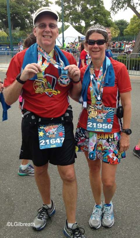 Disneyland Half Marathon Weekend - Half Marathon - Dumbo Double Dare