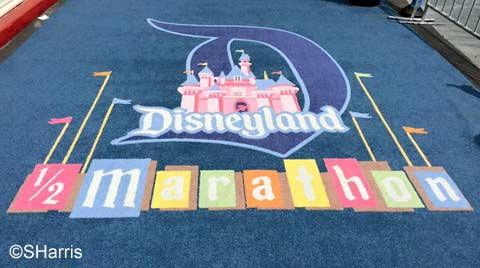 Disneyland 10th Annual Half Marathon