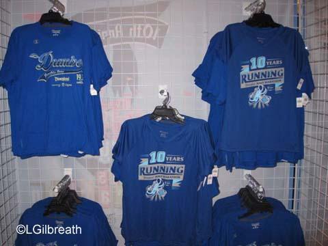 Disneyland Half Marathon Merchandise