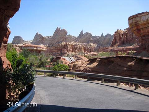 Cars Land Cadillac Range