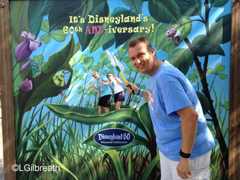 Bug's Land Diamond Photo Spot