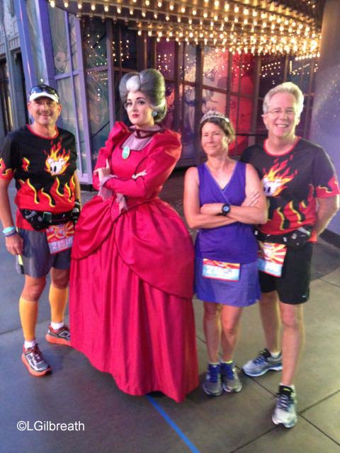 Disneyland 10K Lady Tremaine