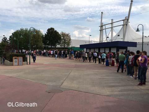 Disneyland Paris Expo Line