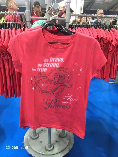 Disneyland Paris Half Marathon Merchandise