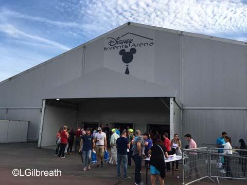 Disneyland Paris Events Center
