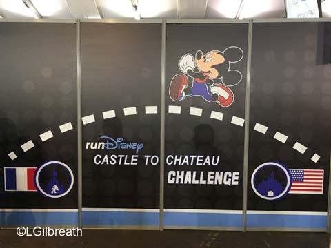 Disneyland Paris Half Marathon Expo