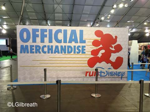 Disneyland Paris Official Merchandise entrance