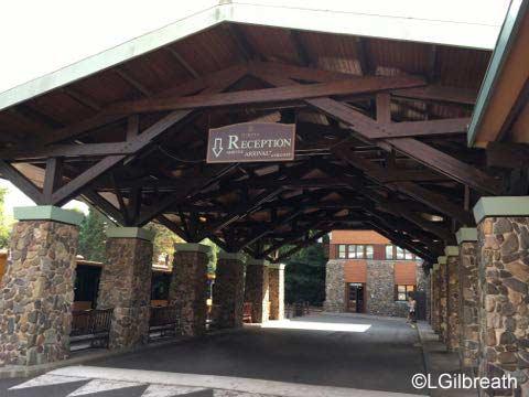Disneyland Paris Sequoia Lodge
