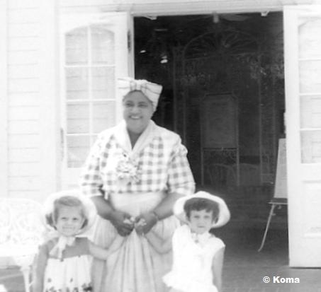 Disneyland Aunt Jemima