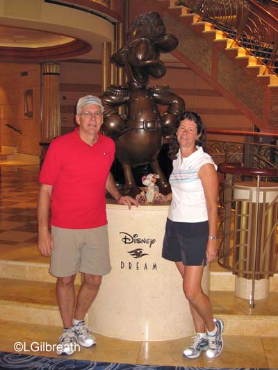 Disney Dream - October, 2011, Part 1
