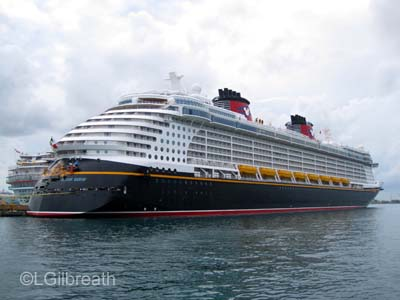 Disney Dream - October, 2011, Part 2