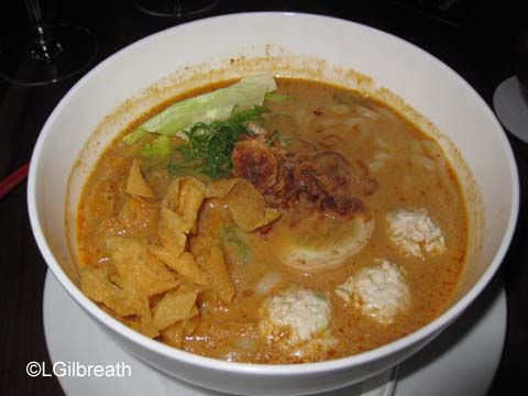 Morimoto Asia Singapore Laksa Noodle