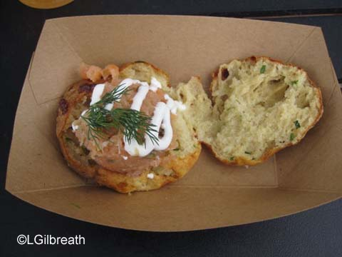Cider House Potato and Cheddar Cheese Biscuit