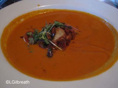 Brown Derby Tomato Soup
