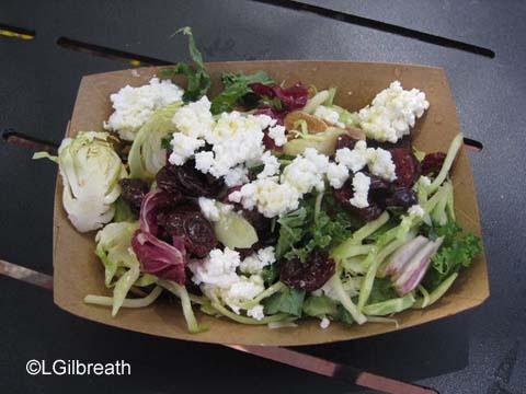 Florida Fresh Kale Salad