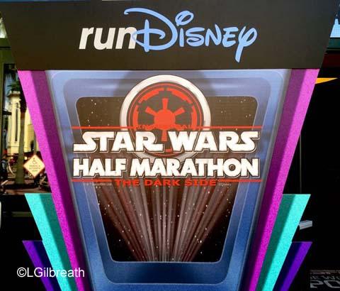 Star Wars Dark Side Half Marathon Weekend