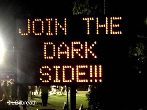 Star Wars Dark Side 10K