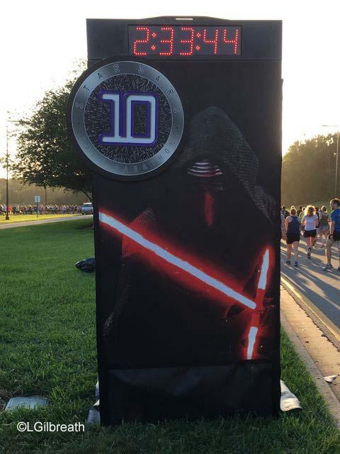 Star Wars Dark Side Half Marathon