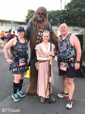 Star Wars Half Marathon - The Dark Side