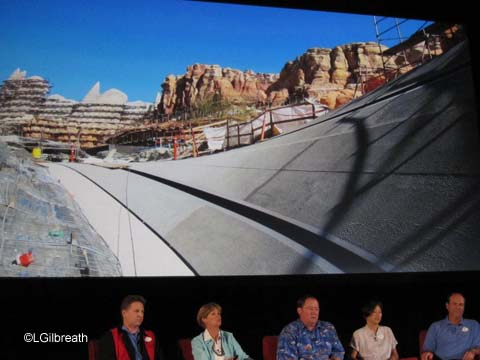 2011 D23 Expo - Radiator Springs Reality