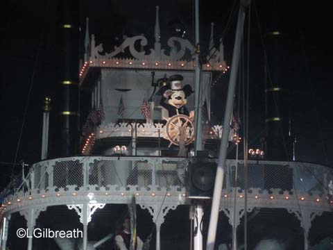 Disneyland Fantasmic! Dining Package