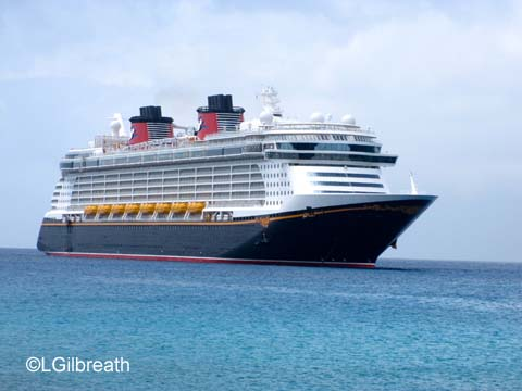 Disney Fantasy Maiden Voyage - Day 8 - Disembarkation