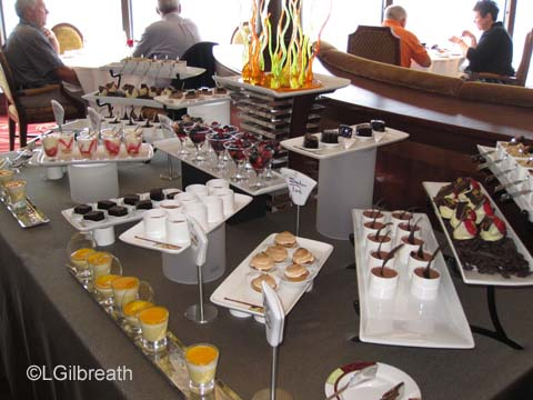 Disney Fantasy Maiden Voyage - The  Food, Part 2