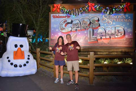 Cars Land Seasons Speedings