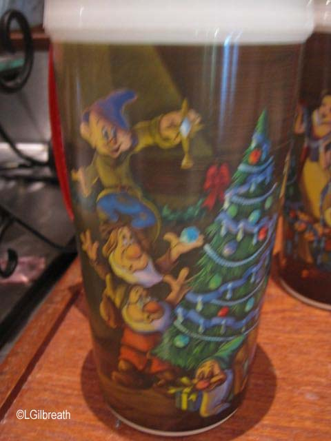 Snow White Holiday mug
