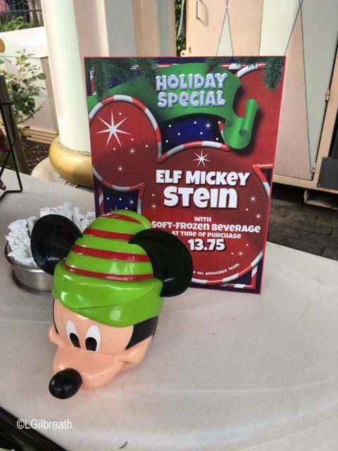 Elf Mickey Stein