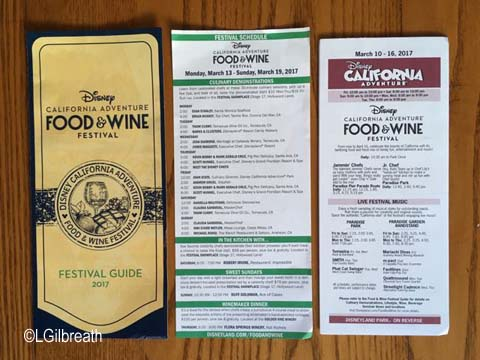 Disney California Food and Wine Festival