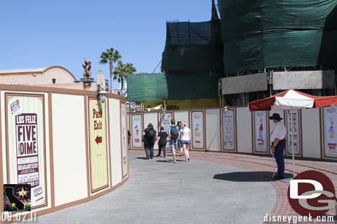 Disneyland Resort Photo Update - 9/2/11, Part 1